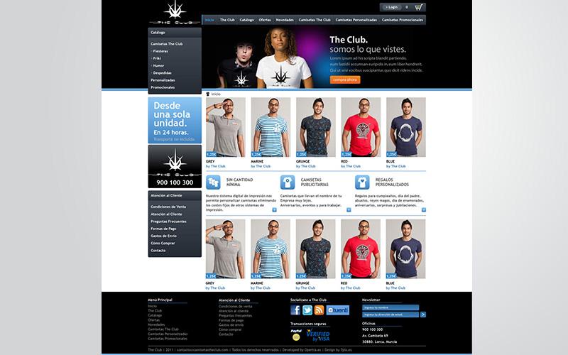camisetastheclub001B