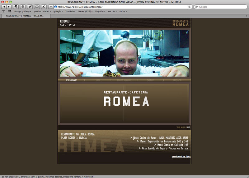 restauranteRomea > 7pix